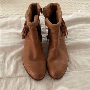 Sam Edelman leather booties size 9.5